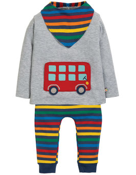 Frugi On the road-Outfit dreiteilig