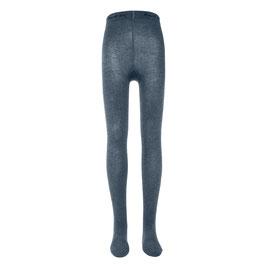 Ewers Strumpfhose Uni jeans melange