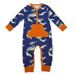 NEU ba*ba Kidswear Bodysuit Overall Wale