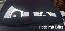 NEU Spezial Vw Bus T5  Logo 2.1 reflektierend Silber