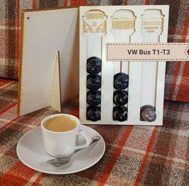 Kaffehalter T1 bis T3