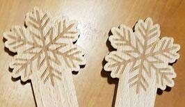 Schneeflocke 2