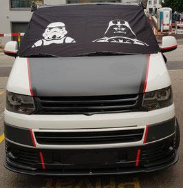 Vw Bus T5  Limited Edition Star Wars nummeriert 1-20