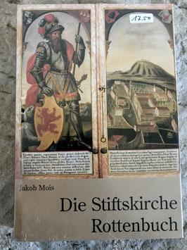Die Stiftskirche Rottenbuch von Jakob Mois