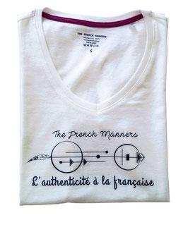 T-Shirt TFM Authentique