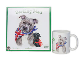 Barking Mad Book and Mug Gift Set