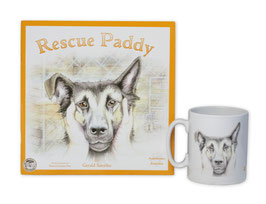 Rescue Paddy book and Mug Gift Set