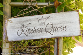 "Schablone ""Kitchen Queen"""