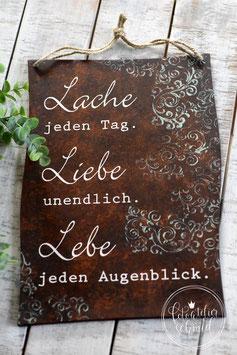 Lache Liebe Lebe 1