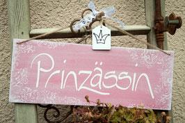 "Schablone ""Prinzässin"""