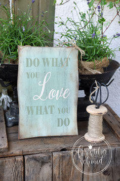 Do what you love... 2