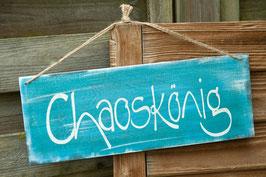 "Schablone ""Chaoskönig"""