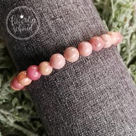 Armband aus rosa Opal 4936