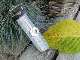 "Schlüsselanhänger ""Love"" grün"