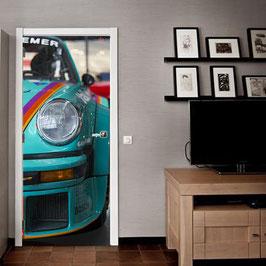 Tür Sticker Doorwrap Porsche Kremer Racing