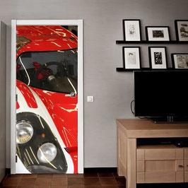 Tür Sticker Doorwrap Porsche 917 Salzburg
