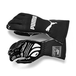 Puma Racing Wear Rennhandschuhe Handschuhe Gloves (schwarz) SLW GT7 FIA GLOVES 311991003