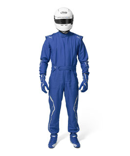 Puma Racing Wear Karting Suit Rennoverll Rennanzug  (blau) KART CAT II SUIT 311991011