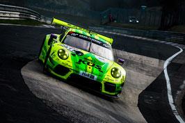 Kunstdruck / Poster Porsche Manthey Grello NLS3#105.3