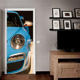 Tür Sticker Doorwrap Porsche GT3 RS 4.0