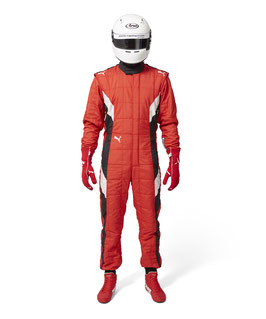 Puma Racing Rennoverall Race Suit (red / rot), FIA PODIO RACESUIT, 311991001