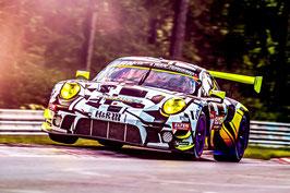 Kunstdruck / Poster Porsche 911 Elten (60x40cm)