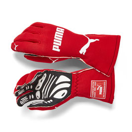 Puma Racing Wear Rennhandschuhe Handschuhe Gloves (rot) SLW GT7 FIA GLOVES 311991003