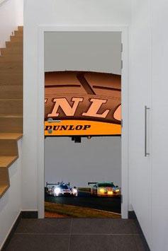 Tür Sticker Doorwrap Racing Dunlop Loop