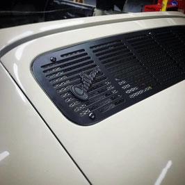 Lufteinlassgitter Porsche 911 Design Langloch