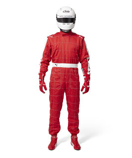 Puma Racing Rennoverall Race Suit (red/ rot), FIA T7 RACESUIT 311991002