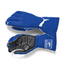 Puma Racing Wear Rennhandschuhe Handschuhe Gloves (blau) PODIO FIA GLOVES 311991005