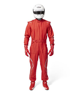 Puma Racing Wear Karting Suit Rennoverll Rennanzug  (rot) KART CAT II SUIT 311991011