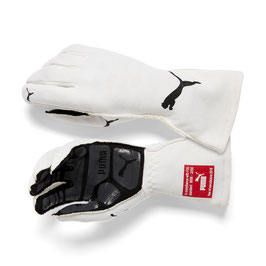Puma Racing Wear Rennhandschuhe Handschuhe Gloves (weiß) PODIO FIA GLOVES 311991005