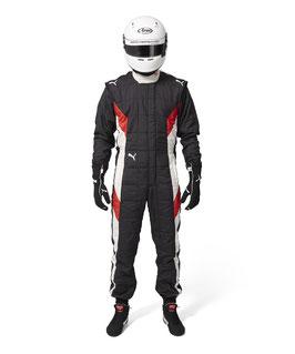 Puma Racing Rennoverall Race Suit (black / schwarz), FIA PODIO RACESUIT, 311991001