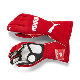 Puma Racing Wear Rennhandschuhe Handschuhe Gloves (rot) AVANTI FIA GLOVES 311991004