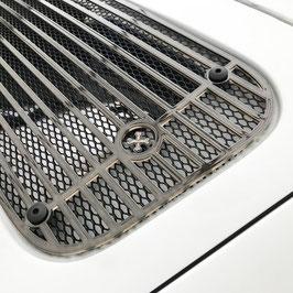 Lufteinlassgitter Porsche 911 Design Streifen
