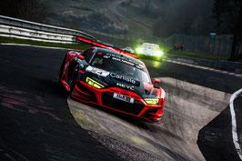 Kunstdruck / Poster Audi R8 NLS3#105.4