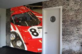 Wallpaper Porsche 917 Salzburg