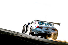 Kunstdruck / Poster BMW  M6 (60x40cm)