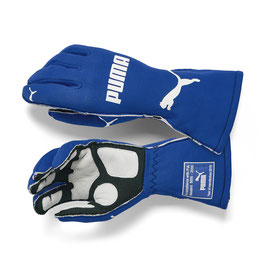 Puma Racing Wear Rennhandschuhe Handschuhe Gloves (blau) AVANTI FIA GLOVES 311991004