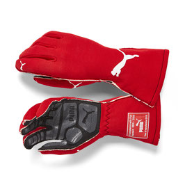 Puma Racing Wear Rennhandschuhe Handschuhe Gloves (rot) PODIO FIA GLOVES 311991005