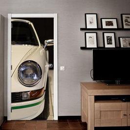 Tür Sticker Doorwrap Porsche 911 2.7 RS
