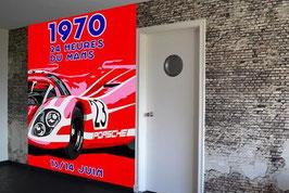 Wallpaper Porsche 917 Le Mans