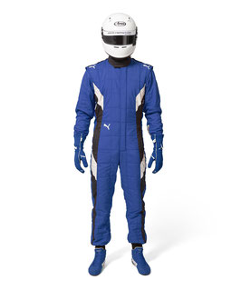Puma Racing Rennoverall Race Suit (blue / blau), FIA PODIO RACESUIT, 311991001