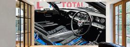 Wallpaper GT40 Interior