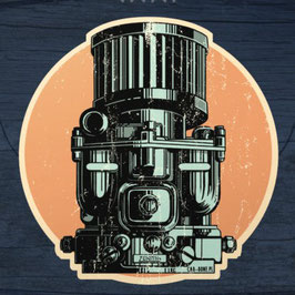 Vergaser / Carburetor Vintage Sticker – Zenith