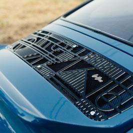 Lufteinlassgitter Porsche 911 Design Kundenwunsch