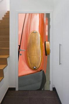 Tür Sticker Doorwrap Porsche 914