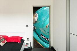 Tür Sticker Doorwrap Porsche 356 GR