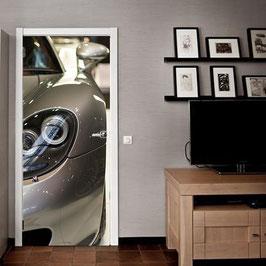 Tür Sticker Doorwrap Porsche Carrera GT
